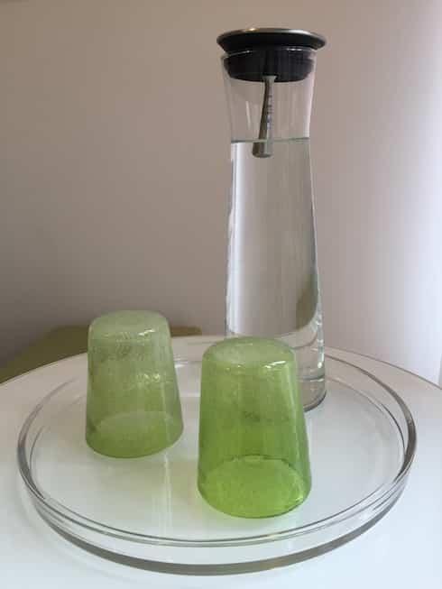 Darf es ein Glas Wasser sein?